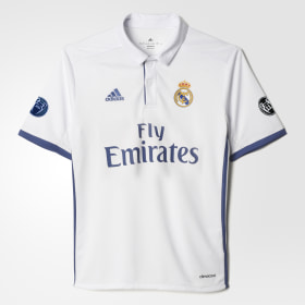 e66a3e40a057f Jersey Local Real Madrid UCL ...