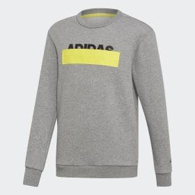 Bluza z zaokrąglonym dekoltem Athletics ID Lineage