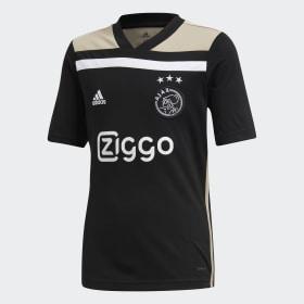 bcdaf30dfb0 Ajax Amsterdam Away Jersey. Ajax Amsterdam Away Jersey · Kids Football