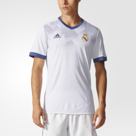 Jersey Local Prepartido Real Madrid ... ea27d63db73da