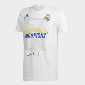 Real Madrid World Champions Tee
