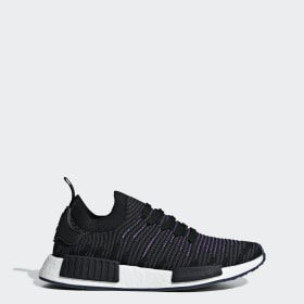 more photos b8da3 cfd35 NMD R1 STLT Primeknit Shoes