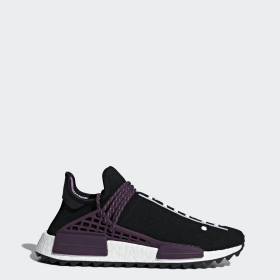 Pharrell Williams Hu Holi NMD MC Shoes