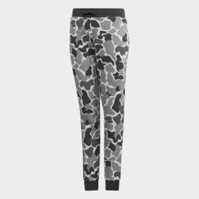 Kalhoty Camo Trefoil