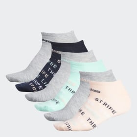 Three Stripe Life Superlite Socks 6 Pairs