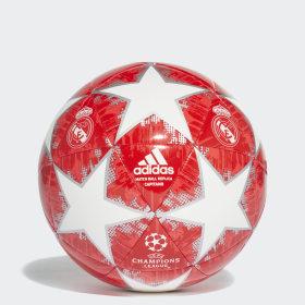 Piłka Finale 18 Real Madrid Capitano