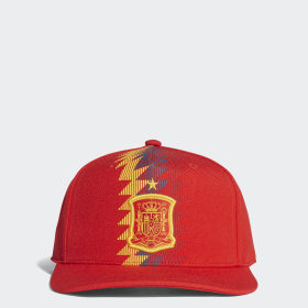 Gorra Spain Home Flat-Brim 2018