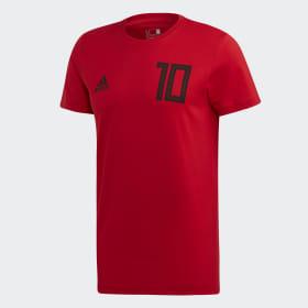 Camiseta Salah 10 Graphic