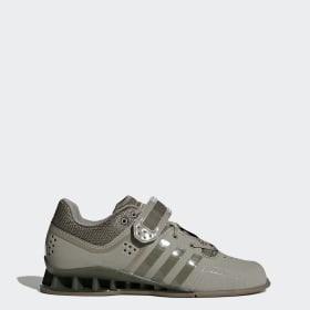 Sapatos de Halterofilismo adiPower