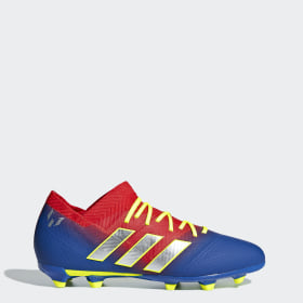 Nemeziz Messi 18.1 Firm Ground Fotbollsskor