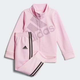 LOGO TRICOT JACKET SET