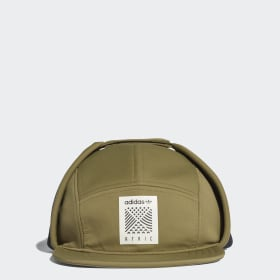 Atric Five-Panel Flap Cap
