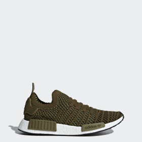 NMD_R1 STLT Primeknit Shoes