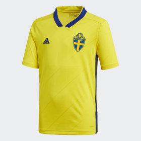Koszulka podstawowa reprezentacji Szwecji