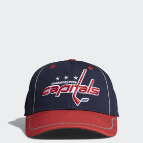 Capitals Flex Draft Hat