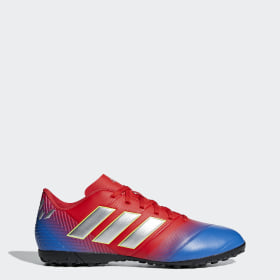 Chimpunes Nemeziz Messi Tango 18.4 Césped Artificial