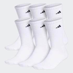 Crew Socks 6 Pairs