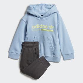 Conjunto sudadera con capucha y pantalón Kaval