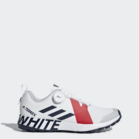 Terrex Two Boa White Mountaineering Shoes