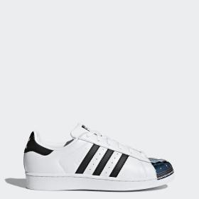 Superstar Metal Toe Shoes