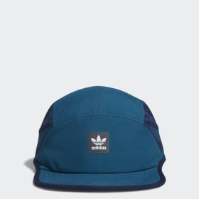 Five-Panel Court Caps