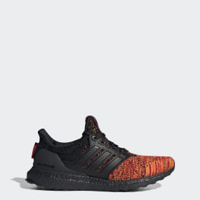 official photos 642ce 1e46b adidas x Game of Thrones House Targaryen Ultraboost Shoes