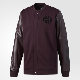 Harden Varsity Jacket