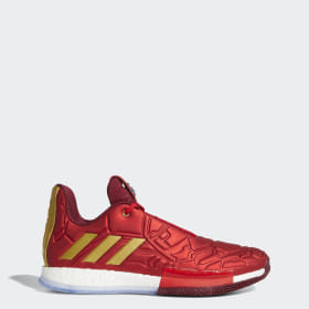 Marvel's Iron Man | Harden Vol 3 Shoes