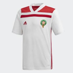 Camiseta segunda equipación Marruecos