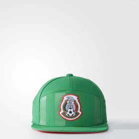 Mexico 3-Stripes Hat
