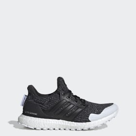 new photos b25f1 c6d68 adidas x Game of Thrones Nights Watch Ultraboost Shoes