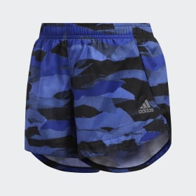 PRINTED TRAINING SHORT