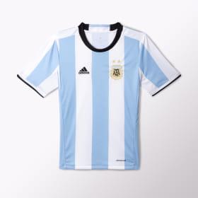 Camiseta Titular Selección Argentina Niño