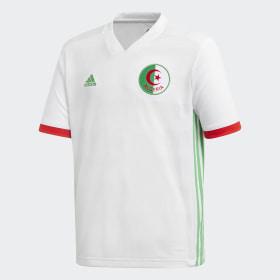 Koszulka podstawowa reprezentacji Algierii