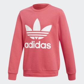 Trefoil Crew Sweatshirt