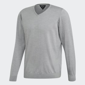 Adipure Refined V-neck Sweater