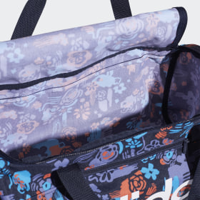 Linear Core Graphic Duffel Bag Small