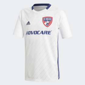 FC Dallas Away Jersey