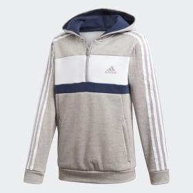Sweat-shirt à capuche Sport ID Fleece