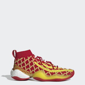 Sapatos Pharrell Williams x BYW CNY