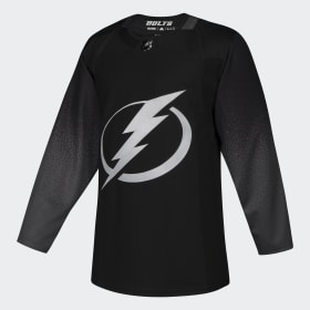 10136388b Lightning Alternate Authentic Jersey