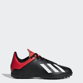 Zapatos de Fútbol X 18.4 TF J