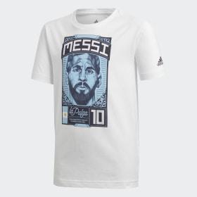 Camiseta Graphic Messi