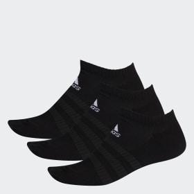 Cushioned Low-Cut Sokker, 3 par