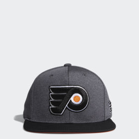 Flyers Snapback Heathered Grey Hat