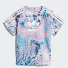 Marble T-skjorte