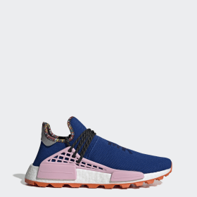 official photos 3710a d4b78 Chaussure Pharrell Williams SOLARHU NMD ...