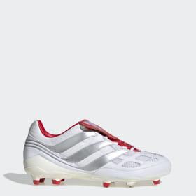 Botas de Futebol Predator Precision David Beckham - Piso firme
