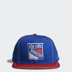 Rangers Flat Brim Hat