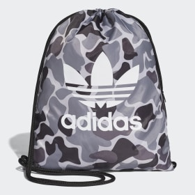 Camouflage Gym Sack